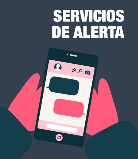 Servicios de alerta